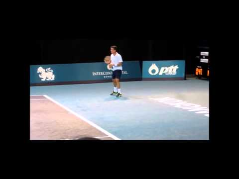 how to hit squash ball harder