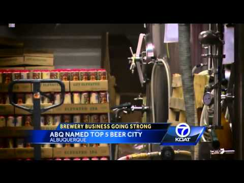 New Mexico Brewery Economy