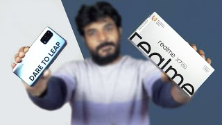 Realme X7 pro Unboxing & Initial Impressions || In Telugu ||