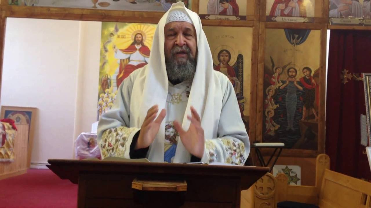 Focusing On The End - Fr Youhanna