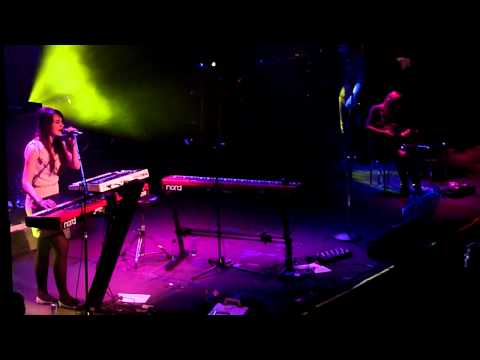 Owl City - Honey and the Bee (live @ the Metro Sydney)