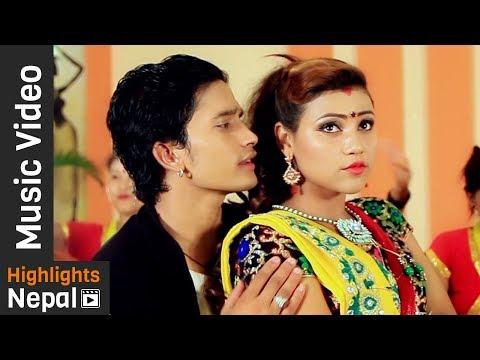 Laija Rapati l New Nepali Teej Song 2016 / 2074 l Tilak Oli & Purnima Budha Magar