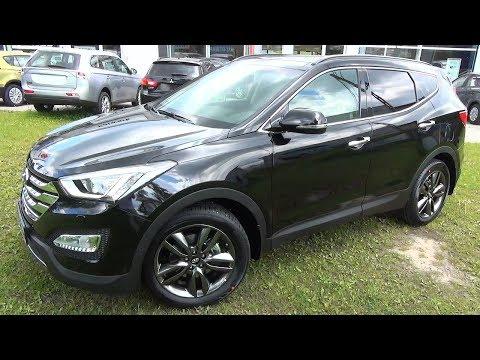 [PL] Hyundai Santa Fe 7-os. 2.2 CRDi 197 KM Polska Prezentacja / Walkaround