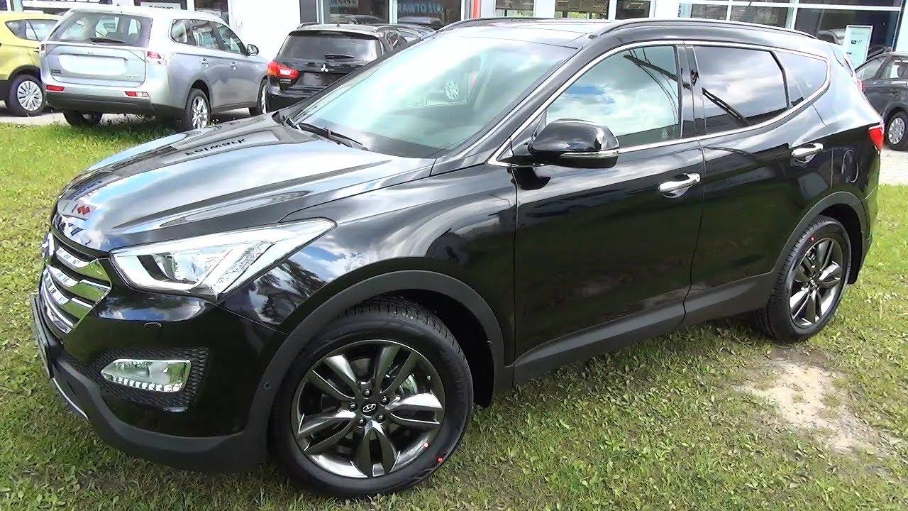 Santa Fe Suv >> [PL] Hyundai Santa Fe 7-os. 2.2 CRDi 197 KM Polska ...