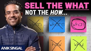 A Great Marketing Hook Is Selling the WHAT... Not The HOW!