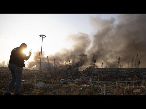 شهادة من رحم الجحيم والدمار .. ناج من انفجار مرفأ بيروت يروي ليوروينوز…  - نشر قبل 7 ساعة