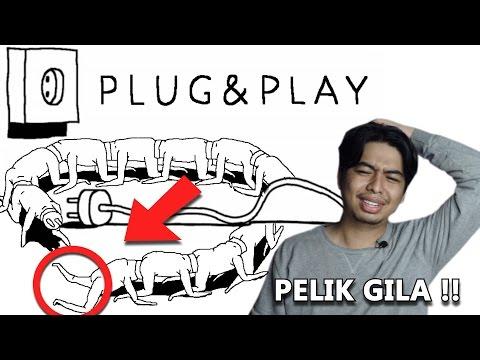 Game Paling Pelik Aku Pernah Main!!! | Plug And Play | Malaysia