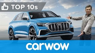 Best new cars revealed at the 2017 Detroit Auto Show | Top 10s