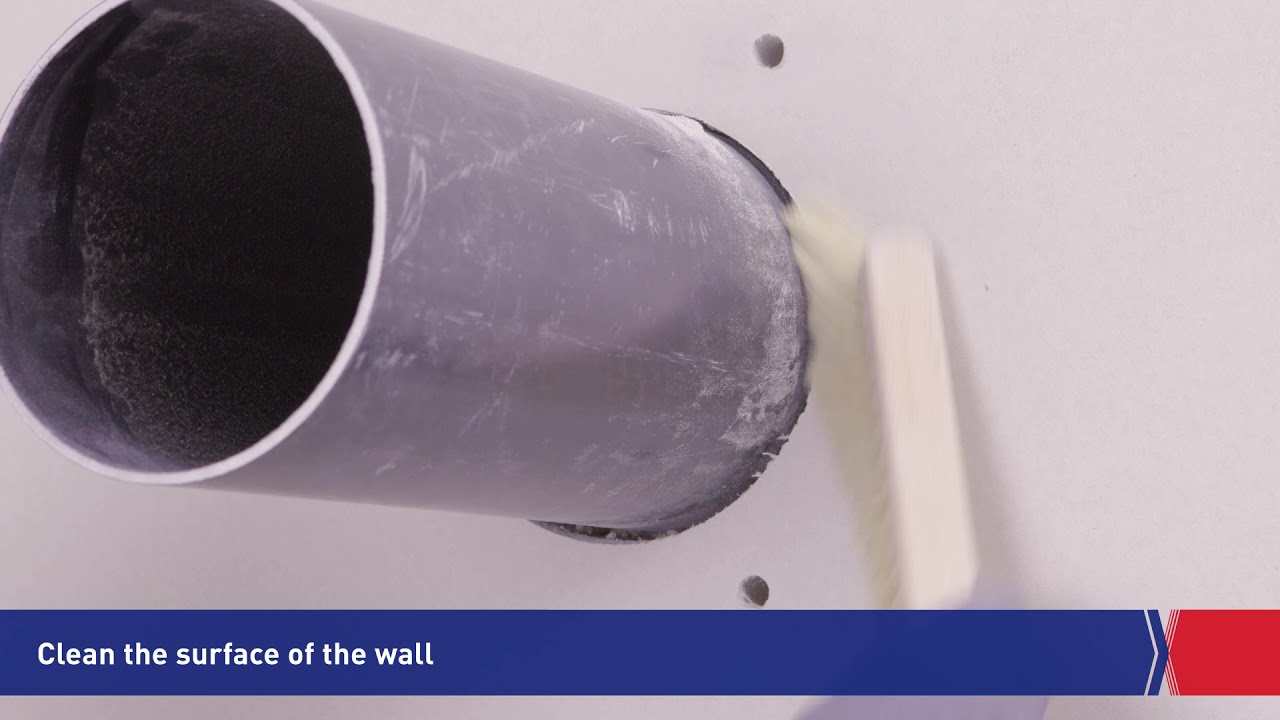 Fire resistant sealing of combustible pipes - Nullifire FP150