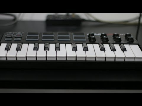 How To Set Up AKAI MPK Mini In Logic Pro X