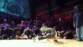 HIPOPSESSION 2011 Bgirl Battle Movie One (Esp) vs Bene (fra)