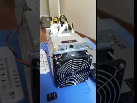 Antminer T9 Bitcoin Asic Miner