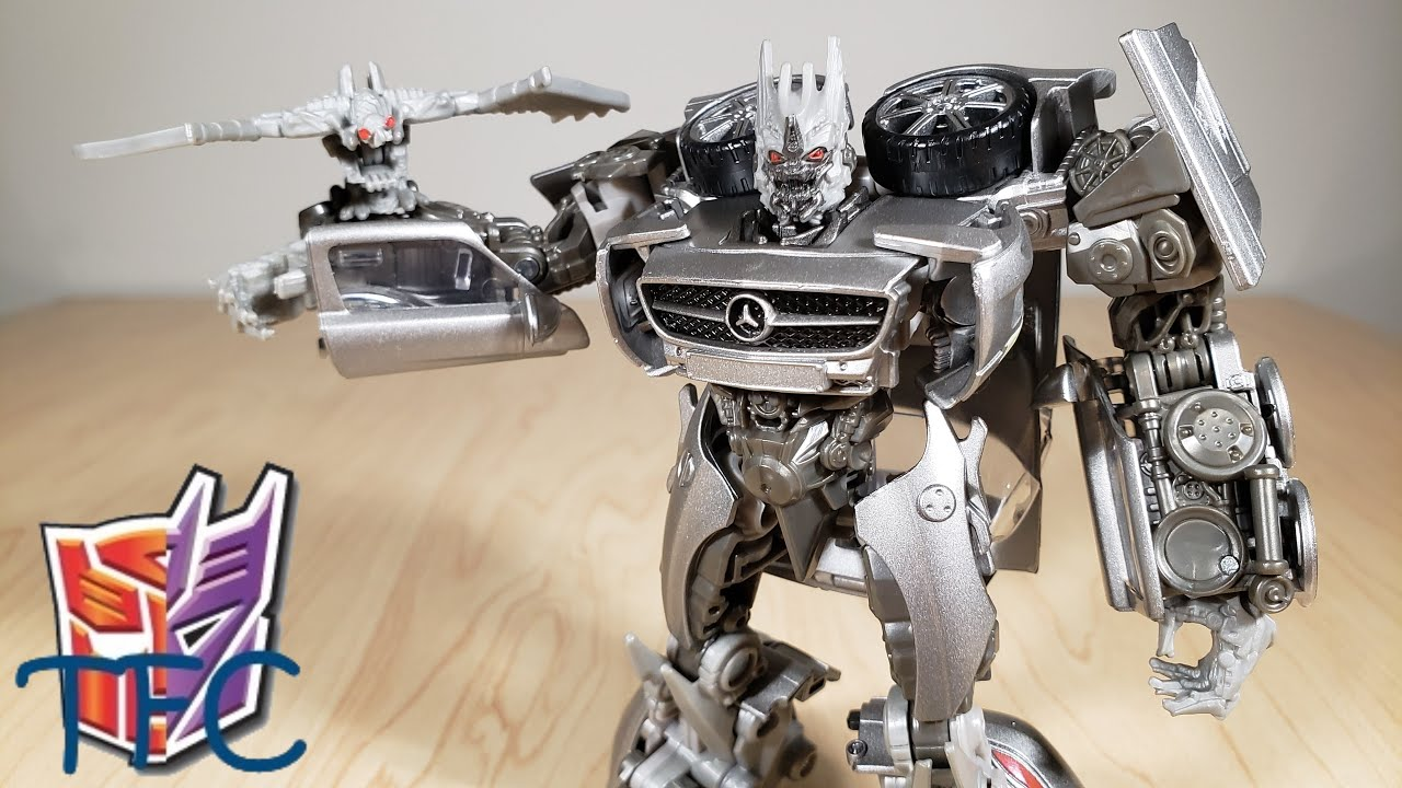 Studio Series 51 Soundwave Review by TF Collector
