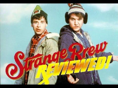 The Movie Doctor Reviews - Strange Brew