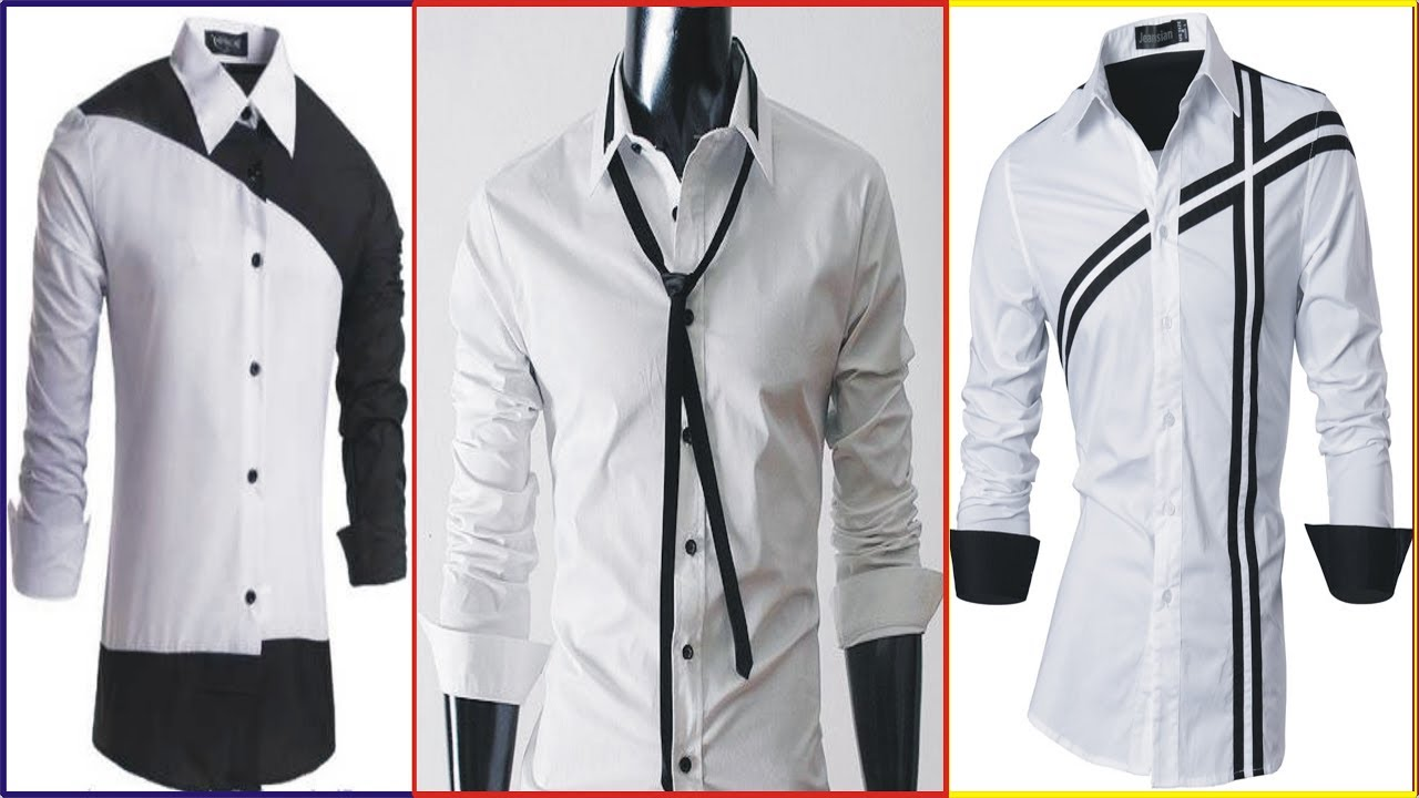 New Trendy Mens Casual Shirts Stylish Shirts For Men Mens New