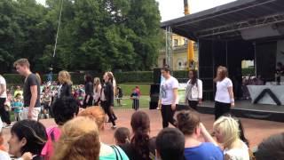 "Dance  United ""BANDANAS"" beim Hessentag in Kassel 2013 Teil 2"