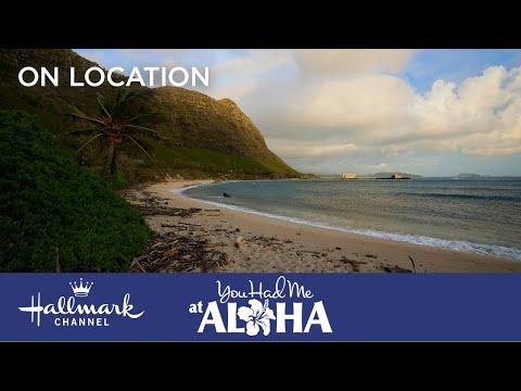 On Location - You Had Me At Aloha - Hallmark Channel