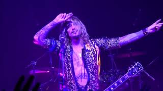 The Darkness Arrival Open Fire Love Is Only A Feeling Denver 4/7/2018