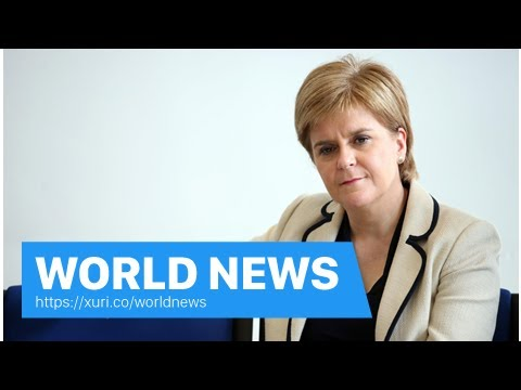 World News - The journalist at the Centre of the Damian Green escape thanks to Nicola Sturgeon supp