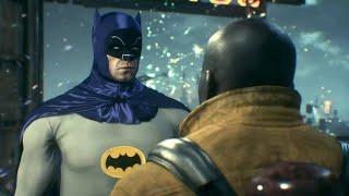 BATMAN™: ARKHAM KNIGHT Adam West version pt 70 Commentary