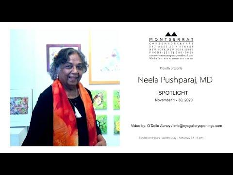 MONTSERRAT CONTEMPORARY ART - Neela Pushparaj, MD