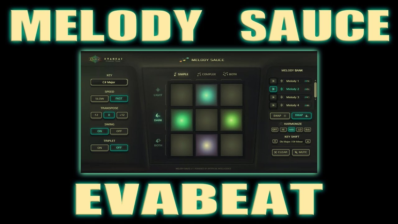 Evabeat: Melody Sauce