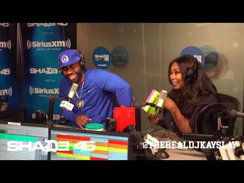 DJ Kayslay interviews King Bless live on Shade45