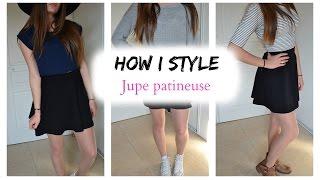 HOW I STYLE Jupe patineuse | ROMY