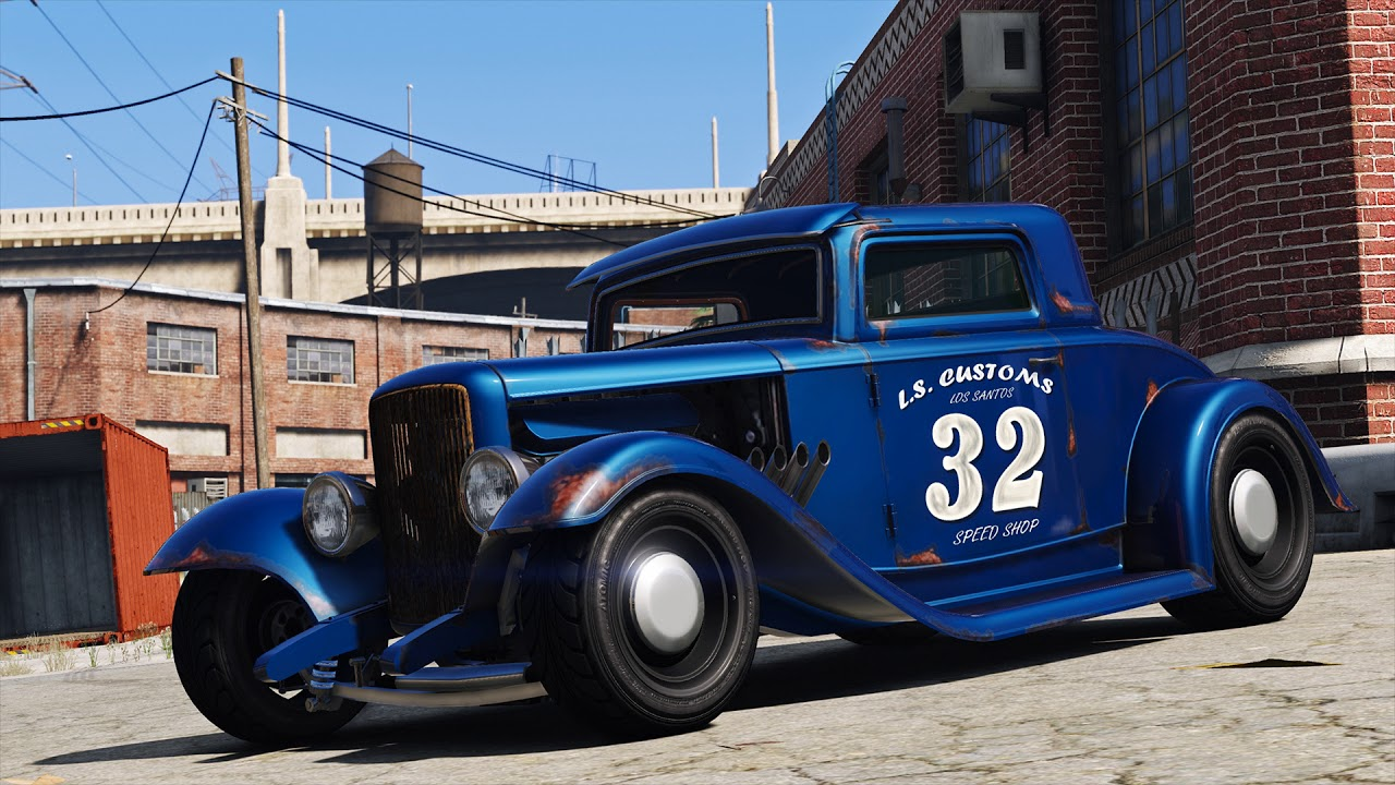 Gta Online New Muscle Cars