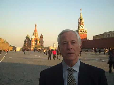 Russian History Lesson--My Trip to Moscow!