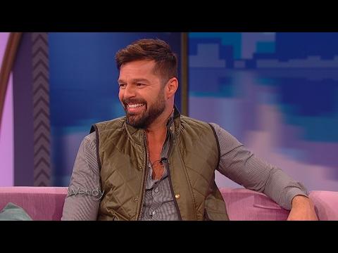 Ricky Martin On Fatherhood, Love And Las Vegas