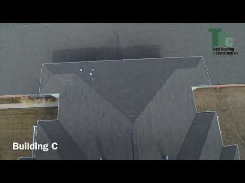 Roof Review Drone