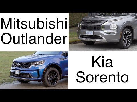 Kia Sorento VS