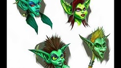 [HQ]All Female Goblin Voice Overs (World of Warcraft Cataclysm)