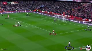 Arsenal v Tottenham:  Emery the brave genius with a tactical master class over Pochetino