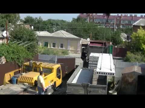 видео: Снова длинное( 40 мин+ много МАТА) видео про МОНТАЖ плит перекрытия ПК и ПБО,