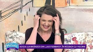 Sotia lui Branzoi din ,,Las Fierbinti, despre aventura cu Nicu Rata