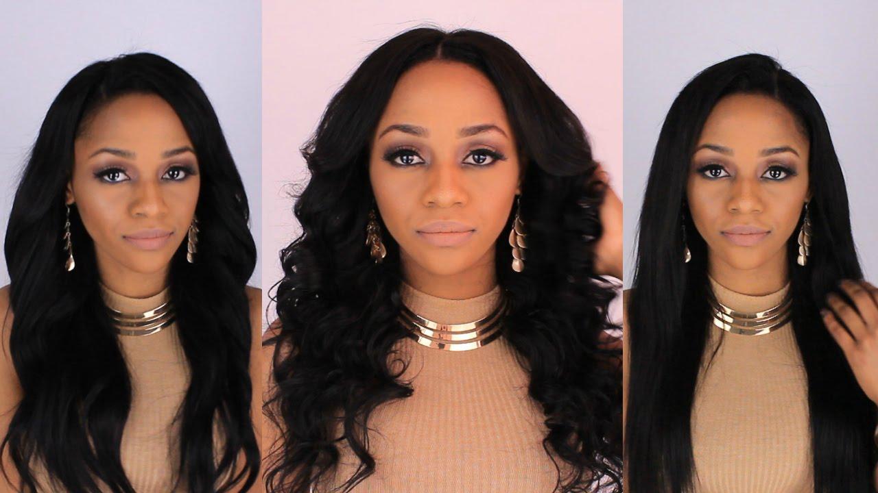 Inexpensive 4 Bundles 3 Part Closure 100 Brazilian Body Wave Virgin Hair