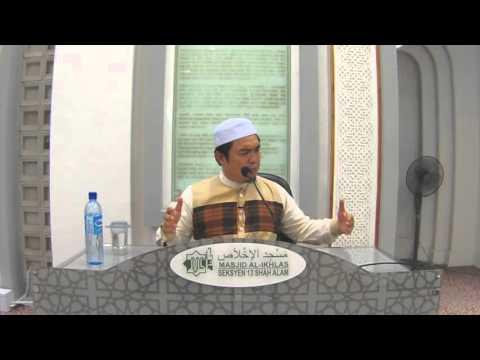 USTAZ MUHAMMAD ABDULLAH AL-AMIN - FAKTA & SEJARAH PALESTIN. TAHUKAH ANDA? (KMK 2/3/2016)