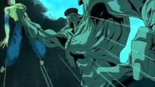 YYH Yusuke Vs Toguro Part 10 1080p HD