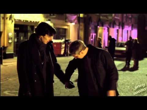 Sherlock/John ~ One Night, One Moment