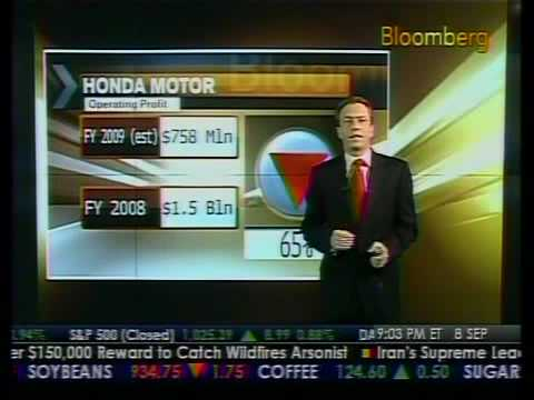 Financial Stocks Lead Japanese Market Lower - Bloomberg