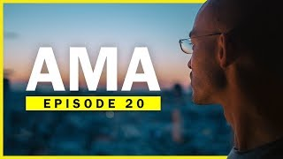 Growth for the sake of growth?  | AMA Episode 20