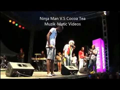 CLASH: Ninja Man VS Cocoa Tea