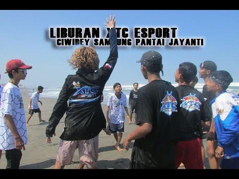 JALAN JALAN XTC ESPORT KE CIWIDEY LANJUT PANTAI JAYANTI #VLOGX (XTC INDONESIA)