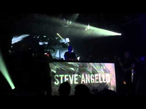 Steve Angello at Highline Ballroom NYC (Feb 14, 2016) Wild Youth at NYFW