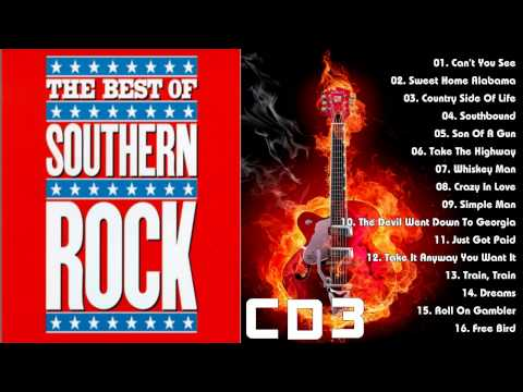 The Best of Southern Rock CD 3(Full Albums 2016)