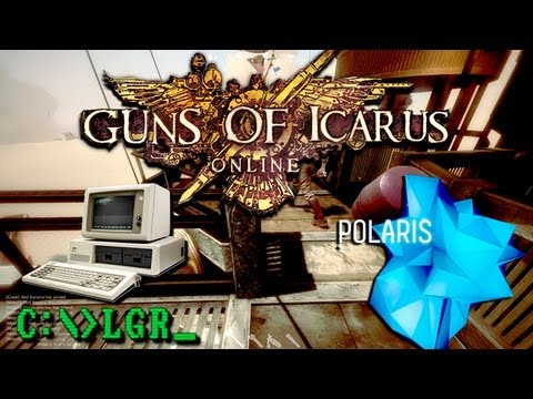 LGR - Guns of Icarus Online: Polaris RumbleZone!