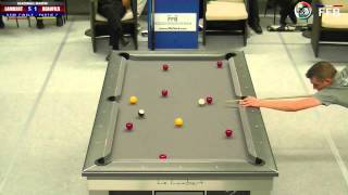 14_15 DEMI FINALE BLACKBALL MASTER - LAMBERT VS BEAUFILS