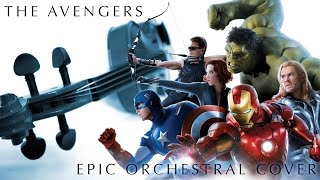 The Avengers - Epic Orchestral Cover